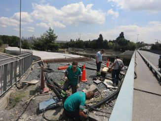 New Overpass is Being Made in Edirnekapı