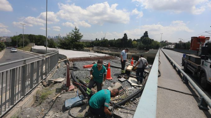 Új felüljárót készítenek Edirnekapı-ban