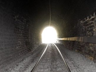 extension of the tender announcement railway tunnel