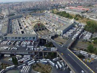 istanbul bayrampasa avtobus terminalında hədsiz qiymət