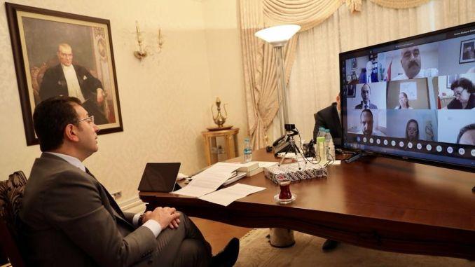 Шӯрои зилзила дар Истанбул ҷаласаи якуми худро баргузор кард