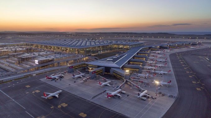 istanbul airport easa covid signed aviation health safety protocol