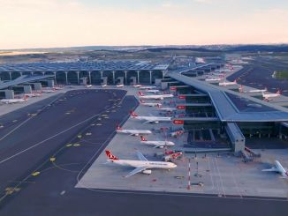 the runway opens at istanbul airport today