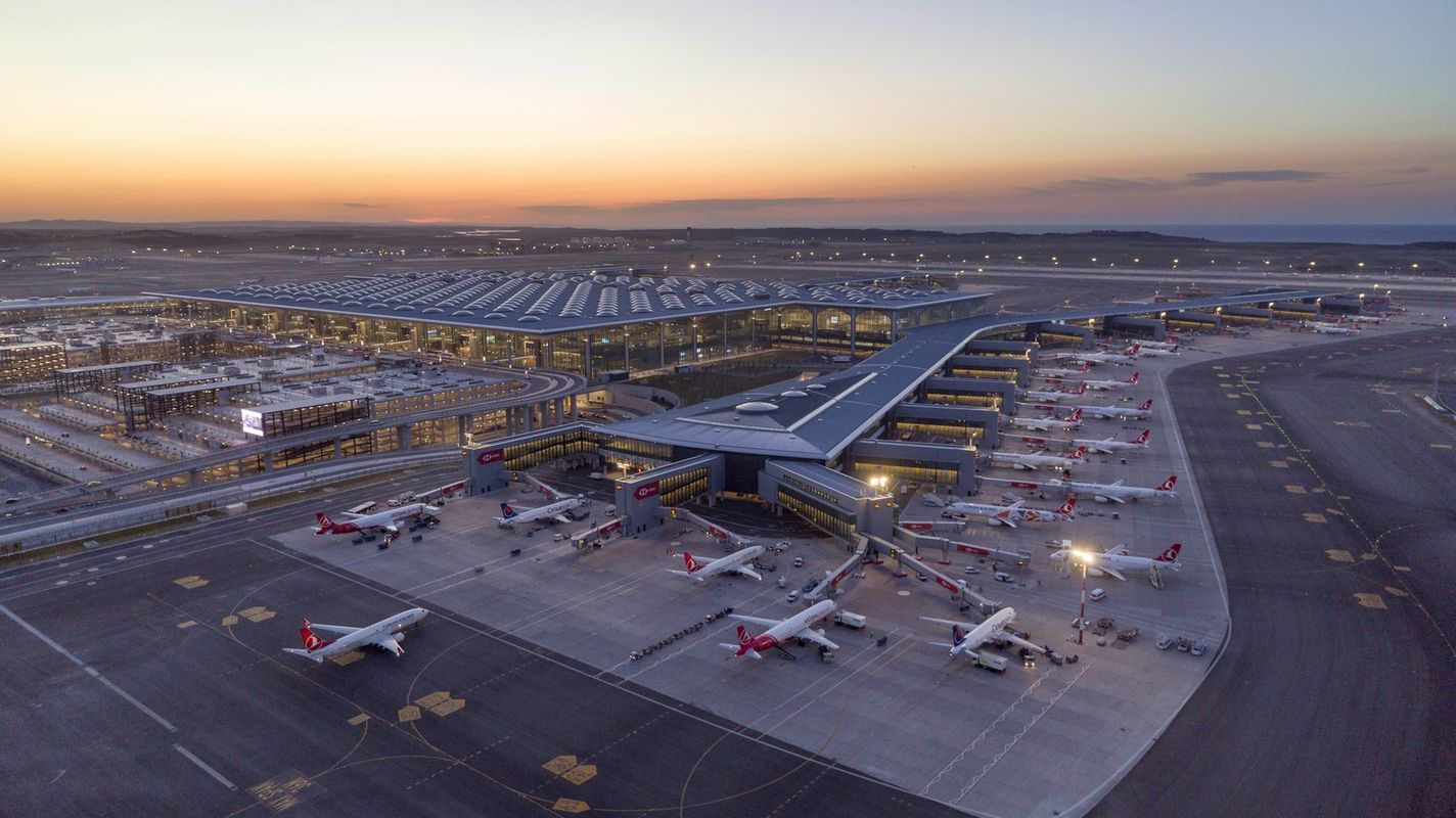 Measures Taken at Covid-19 Scope at Istanbul Airport | RayHaber ...