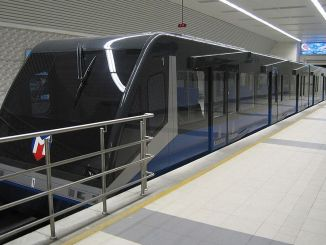 Metrolinjen lukket i Istanbul åbnede i går