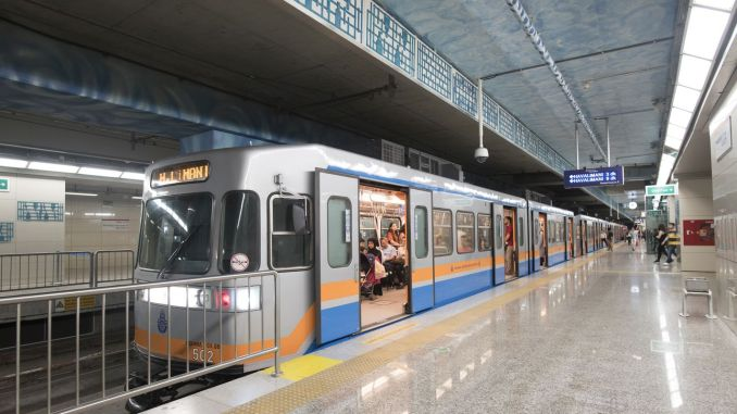 Public transportation use increased in May in Istanbul