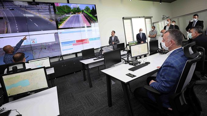 Kocaeli traffic will be managed from a single center