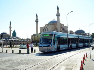 public transportation decisions from konya governorship