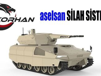 korhan weapon system