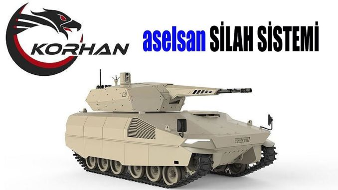 korhan weapon system