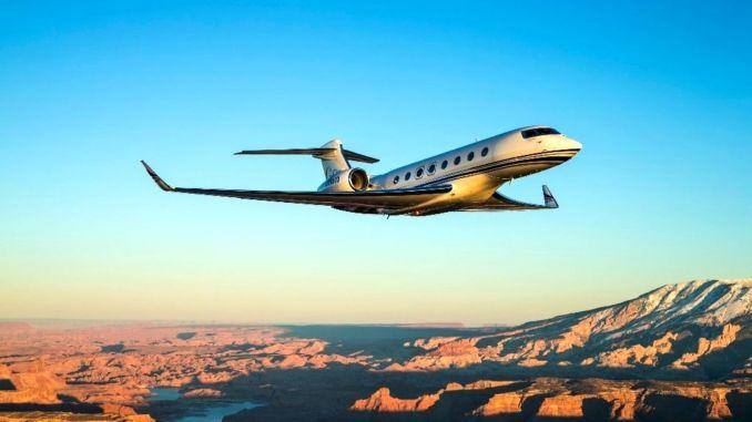 Interessen for private jetfly steg efter coronavirus