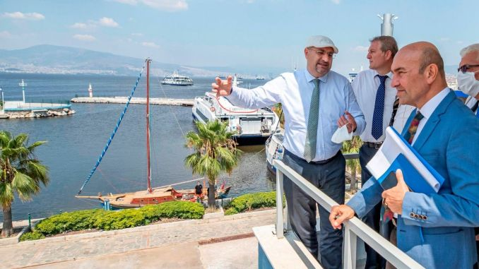 not only izdeniz but all izmir will benefit from levent marina project