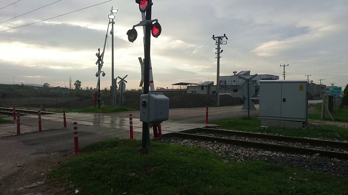 The improvement of the level crossings on the malatya diyarbakir line as a result of the tender