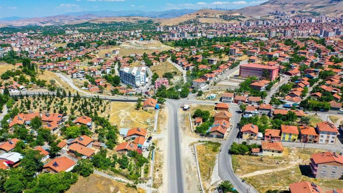 Malatya north road will open to traffic at the end of the year