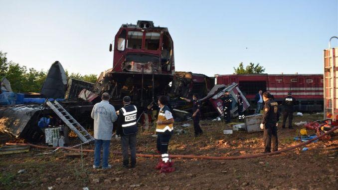 malatya train accident errors and negligence claims tbmm aundem