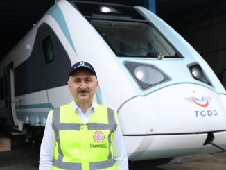 the national electric train will start to serve from the end of the year