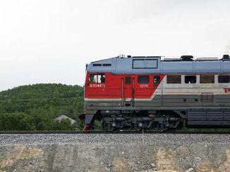 Egypterne rejser med russisk fremstillede tog