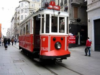 nostaljik tramvay seferleri basladi
