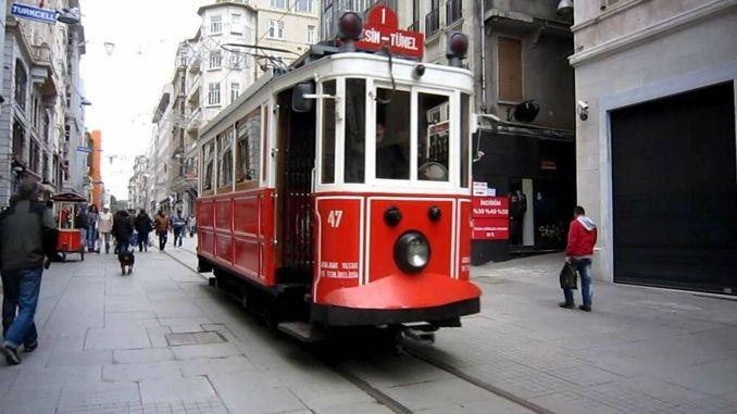 nostalgic tram services started