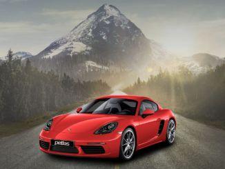 Sidste chance for at have en Porsche i Petlas annonce