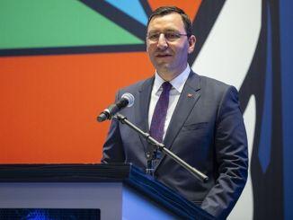 Murat blev udnævnt til den anden direktør for roketsan