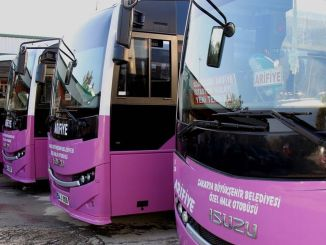 Ny periode starter mandag i Sakarya private offentlige busser