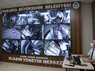 sakarya transportation control center is on duty for citizen satisfaction