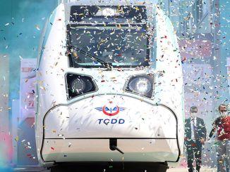 stolthet över de sakaryanska fabrikstesterna för den nationella elektriska tågsätten startade