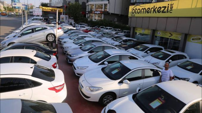 sıfır km satıcılar ikinci əl avtomobilinə keçirlər