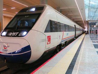 Antallet af passagerer i toget optaget fra tcdd øgede tilfredshedsstøv