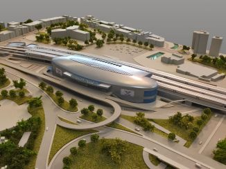 The shopping mall project of tcdd to be built in Istanbul has been determined