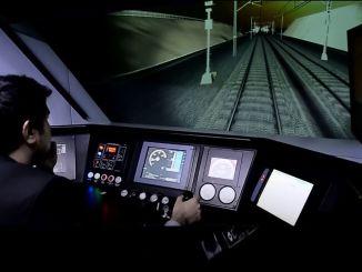 tren mühəndisi