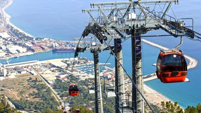 tunektepe cable car will open in june