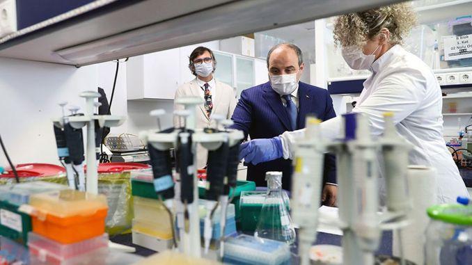 dezvoltarea de medicamente și vaccinuri împotriva coronavirusului se deplasează din Turcia
