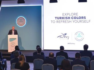 international guests in Antalya for safe tourism