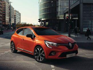 Neues Renault Clio Auto wurde das Jahr in der Türkei gewählt