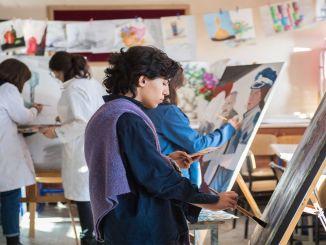 Kada kreiptis į aukštąsias mokyklas, norint laikyti moksleivių talentų testą