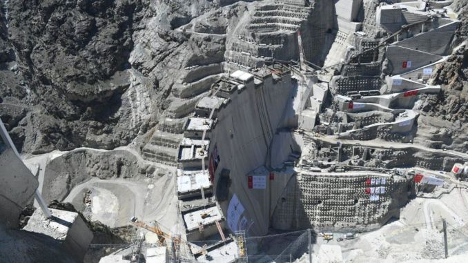 Yusufeli Dam will contribute to our national economy annually billion pounds