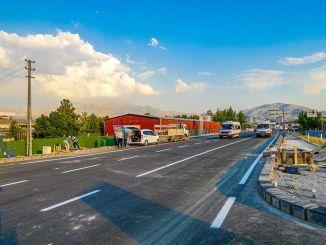 Anayurt Boulevard für den Verkehr geöffnet