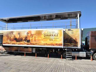 Kultura, sztuka i historia Turcji będą wędrować ciężarówką