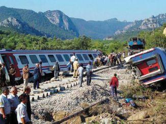 Pamukova željeznička nesreća