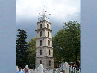 O satnom tornju Tophane