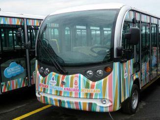 tanggal dan harga kendaraan listrik di pulau-pulau telah diumumkan