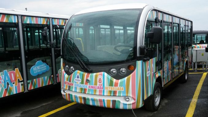 the date and price of the electric vehicles on the islands has been announced