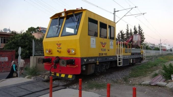 a person injured by the railway business vehicle on the island