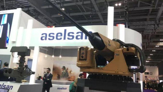 Aselsan繼續在利潤分配範圍內增加自由資本