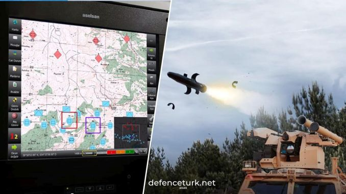 aselsan command control and missile system export