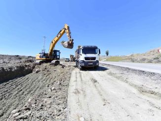 baglica boulevard will be connected to ankara cevre road