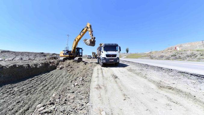 Η λεωφόρος baglica θα συνδεθεί με τον δρόμο της Άγκυρας