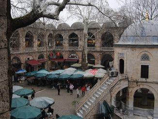 povijesne i arhitektonske značajke bursa koza han